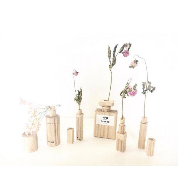 画像2: 【SEESEE×BOTANIZE(シーシー×ボタナイズ)】DRY FLOWER BASE/bottle(セラム)
