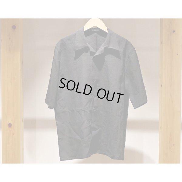 画像1: 【RAKINES(ラキネス)】Limit linen-link shirts