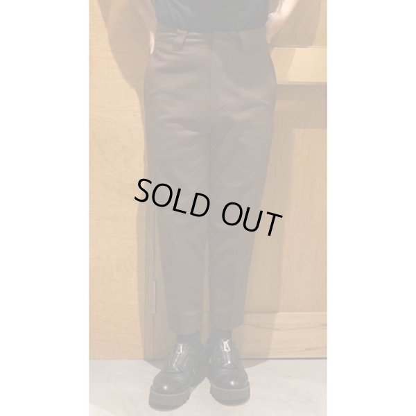 画像3: 【SHINYAKOZUKA(シンヤコヅカ)】WORK TROUSERS with DICKIES/CHOCO