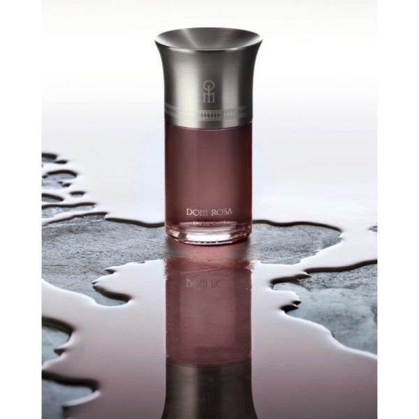 画像2: 【LIQUIDES IMAGINAIRES(リキッドイマジネ)】Eau de Parfum-Dom Rosa(ドム ローザ)-